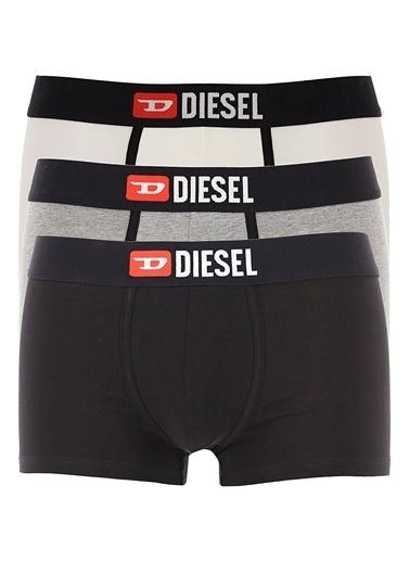 Diesel DIESEL 3 LÜ ERKEK BOXER 00ST3V-0WAWD-E4157 Renkli